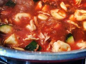 tortellini soup 2