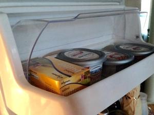 5. Refrigerator bins